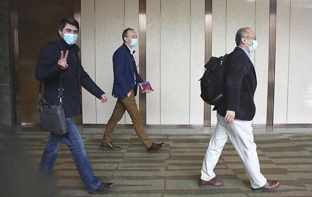 في اليوم الـ 1 من فبراير الجاري، زار فريق خبراء منظمة الصحة العالمية مركز ووهان لمكافحة الأمراض والوقاية منها